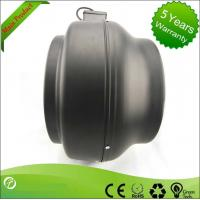Quality Low Noise Sheet Metal Inline Centrifugal Fan For Equipment Cooling for sale