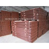 Wholesale Light duty painted/galvanized scaffold adjustable steel prop for formwork system from china suppliers