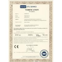Colorbuilding B.M. Ltd. Certifications