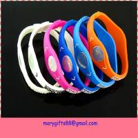 Wholesale factory low price power energy bracelet from china suppliers