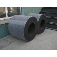Wholesale Durable Vulcanized Cylindrical Rubber Fender Black For Marine from china suppliers