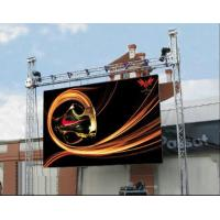 Buy cheap HD High Brightness Outdoor pitch 10mm Outdoor SMD Rental Led Screen Led Wall for Advertising Show Events from wholesalers