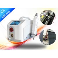Wholesale CE Q Switch ND Yag Laser Skin Brightening / Tattoo Removal System For Home Use from china suppliers