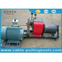 Quality Cable Winch Puller 1 Ton Electric Cable Winch Puller for Tower Erection for sale