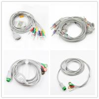 Buy cheap EKG Cable and leadwires for Bionet/Burdick/Cardioline/Datex Ohmeda/Fukuda Denshi/GE Marquette/Physio Control/Mortara from wholesalers