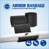Buy cheap Black Pipe Repair Bandage Named Label as Required Pipe Repair Bandage from wholesalers