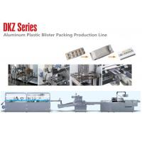 Wholesale DKZ-250A Aluminum Plastic Blister Carton Packaging Machine Line  380/220V 50HZ from china suppliers