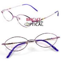 Wholesale Woman′s Full Rim Purple Fashion Optical Eyewear Frames (9158) from china suppliers