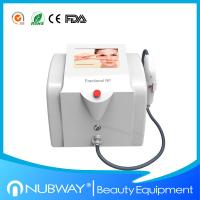 Wholesale Fractional RF Microneedle Machine For improving saggy skin, wrinkles, acne scars from china suppliers