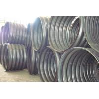 Wholesale Corrugated Steel Pipe can bear a certain amount of strength and seismic capacity from china suppliers