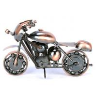 Wholesale 2013 hot sale Motorcycle Home Furnishings Metal Gifts Crafts from china suppliers