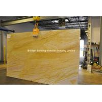 Wholesale Luxury Yellow Macaubas Quartzite Slabs, Brazil Yellow Quartzite Slabs from china suppliers