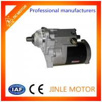 Wholesale OEM Standard Electric Car Starter Motor Automotive Parts For Dodge , 9 Teeth from china suppliers