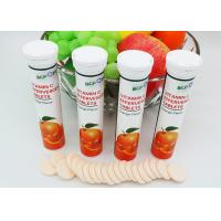 Wholesale 1000mg Vitamin C Effervescent Tablets Dietary Supplements With OEM Available from china suppliers