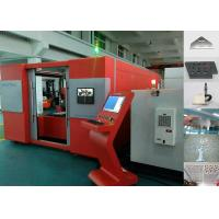 Wholesale IP54 42 M/Min Speed Cnc Laser Cutting Machine For Stainless Steel , 2 Years Warranty from china suppliers