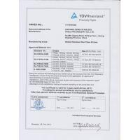 Wuxi A.S.Pipig Co., Ltd. Certifications
