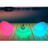 Wholesale Modern Waterproof Illuminated Bar Tables Changing Light Bar Led Table Furniture from china suppliers
