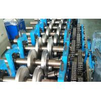 Wholesale Manual Steel Profile C Z Purlin Roll Forming Machine 40 Mm-80 Mm Width 17 Stations from china suppliers