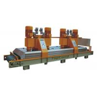 Buy cheap JDL Four Heads Continuous Stone Calibrating Machine from wholesalers