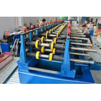 Wholesale Automatic 22KW Light Duty Cable Tray Making Machine 5 Tons Hydraulic Decoiler from china suppliers