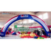 Wholesale 10m Outdoor Printing Inflatable Arch with Blower For Outdoor Advertisement from china suppliers