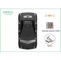 Wholesale Nfc Uhf Walkie Talkie Military Spec Smartphone Rugged 4G Mobile Phone from china suppliers