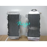 Wholesale Yamaha Aluminum Motorcycle Radiator For Cooling Engine Pressure Tested from china suppliers