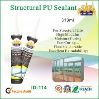 Wholesale Fast Curing High Modulus Structural PU Sealant Adhesion On Ceramic / Metal from china suppliers