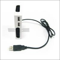 Wholesale Video Game Converter PS2 to PC USB Converter With 2 USB Ports from china suppliers