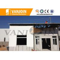Wholesale Sandwich Panel Modern Prefab Houses / Comfortable Prefabricated Houses from china suppliers
