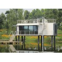 Wholesale Heavy Steel Modern Modular Homes New Design Steel Frame Prefab House from china suppliers