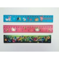 Wholesale PP Ruler 3d Lenticular Printing Services For Kids 0.38 mm / 0.45 mm / 0.58 mm from china suppliers