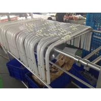 Wholesale Aksu Powder Coating CNC Bending Tubes with Holes for Aluminum Alloy Stair Chair from china suppliers