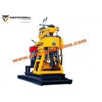 Wholesale Portable Water Well Drilling Rig For 180m Depth 220mm Diameter Hole Drilling from china suppliers