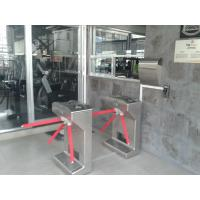 Quality Magnetic Tripod Turnstile Gate Stainless Steel For Entrance Control for sale