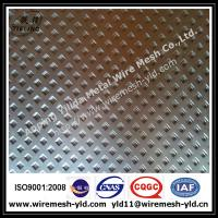 Wholesale 1.5mm thick galvanized perforated metal sheet from china suppliers