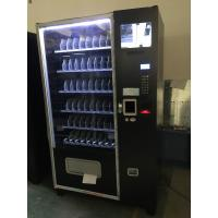 Wholesale Self-Service shop 24 hour Combo Vending Machine Automatic Selling Snacks / Beverage from china suppliers