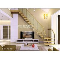 Quality Steel-wood Stairs for sale