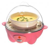 Wholesale Multifunction Electric Egg Boiler / Hard Boiled Egg Cooker for Liquid Egg, Bun etc. with Stainless Dteel Heating Elemen from china suppliers