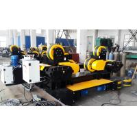 Buy cheap Automatic Pipe Welding Tank Turning Rolls Rotators for Pipe Butt Position Adjustment from wholesalers