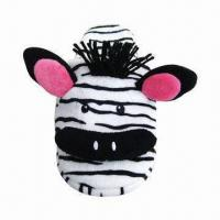 Quality Plush Toy Animal Slippers, Eco-friendly for sale