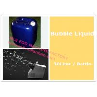 Wholesale Professional 30L Water Based Bubble Fluid For Bubble Machine from china suppliers