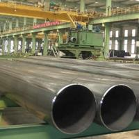 Wholesale Longitudinally Submerged Arc Welded Steel pipes, LSAW pipe from china suppliers