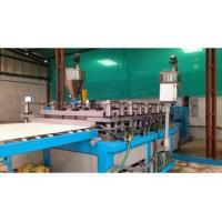 Wholesale Waste Plastic Extrusion Line , WPC Foam Board Extrusion Equipment from china suppliers