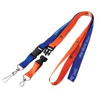 Wholesale Split Ring Nylon Lanyard Flash Drive 128MB - 512MB Capacity For Gift from china suppliers