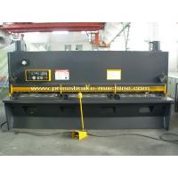 Wholesale Sheet Metal Guillotine Shear , Hand Operated Guillotine Cutter For Metal from china suppliers