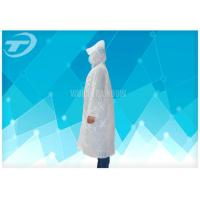 Wholesale SMS Medical Lab Coats / Disposable Medical Scrubs OEM S - 4XL from china suppliers