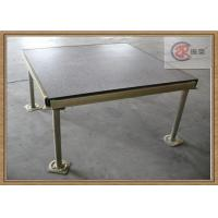Wholesale Access Floor Pedestal , Data Center Raised Floor Tiles Dustproof from china suppliers
