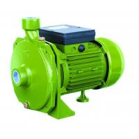Wholesale Electric Agricultural AC  Centrifugal Irrigation Pump 1HP / 0.75KW With CE Certificate from china suppliers