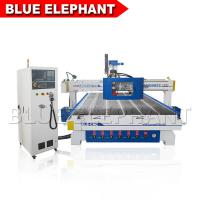Buy cheap 2040 BLUE ELEPHANT Best Autotool Change System CNC Router Wood Carving Machine for Aluminum or Furniture from wholesalers